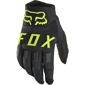 Fox Legion Gloves Men, black/yellow